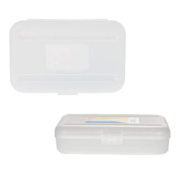 Storage Box Hinged 8.25 x 5.15 x 2 inches (1)