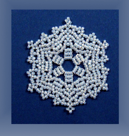Snowflake #114 Ornament