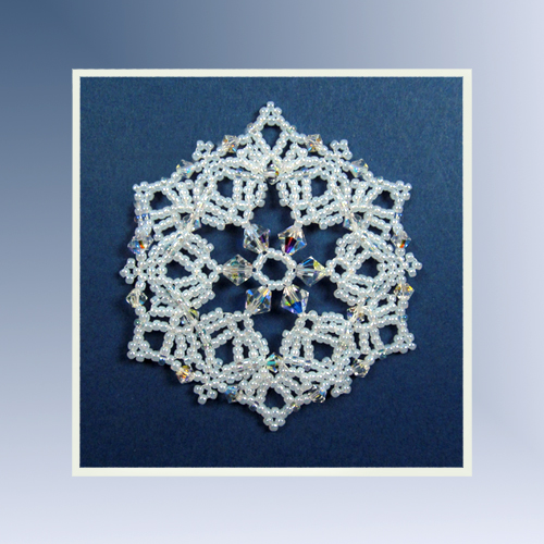 Snowflake #118 Ornament