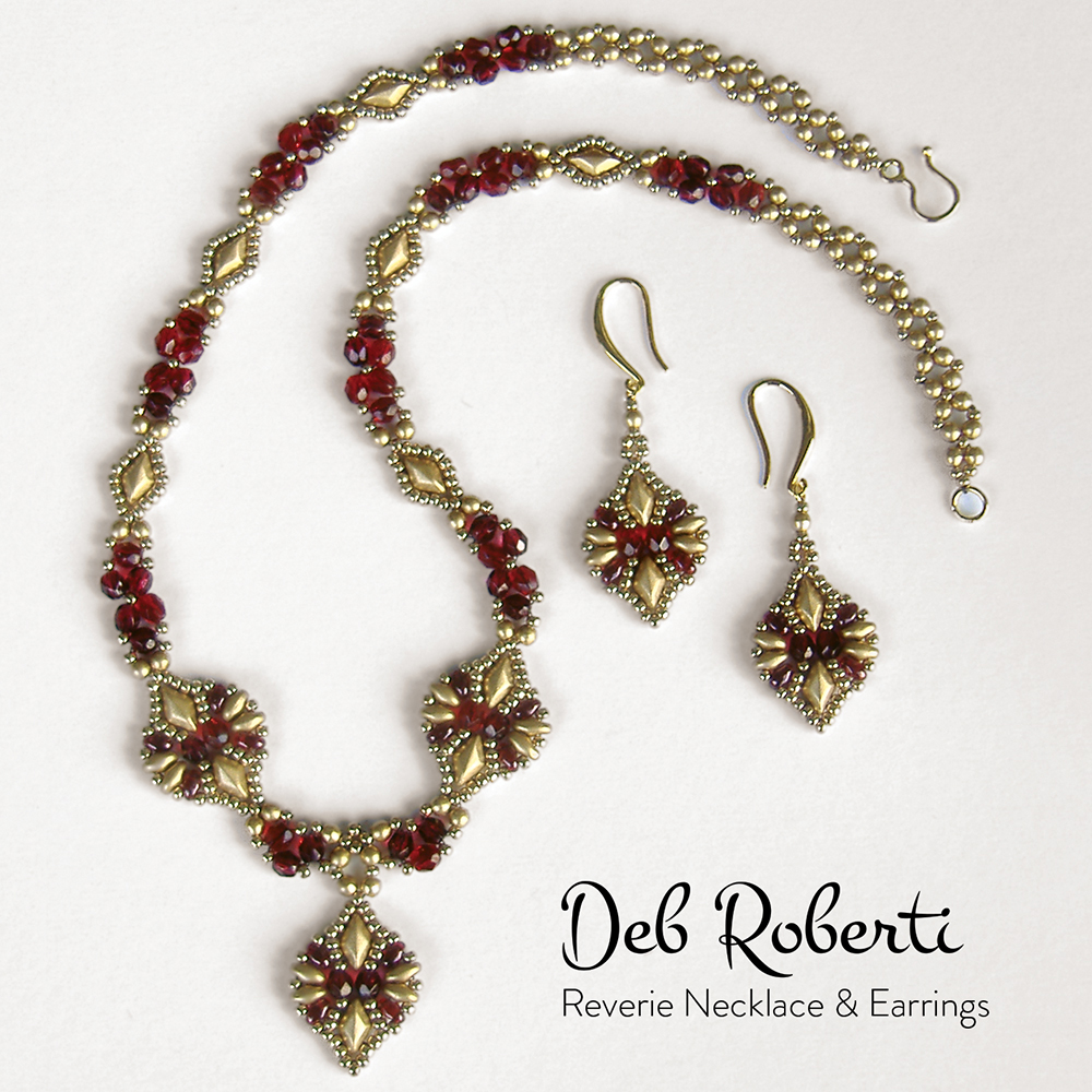 Reverie Necklace & Earrings