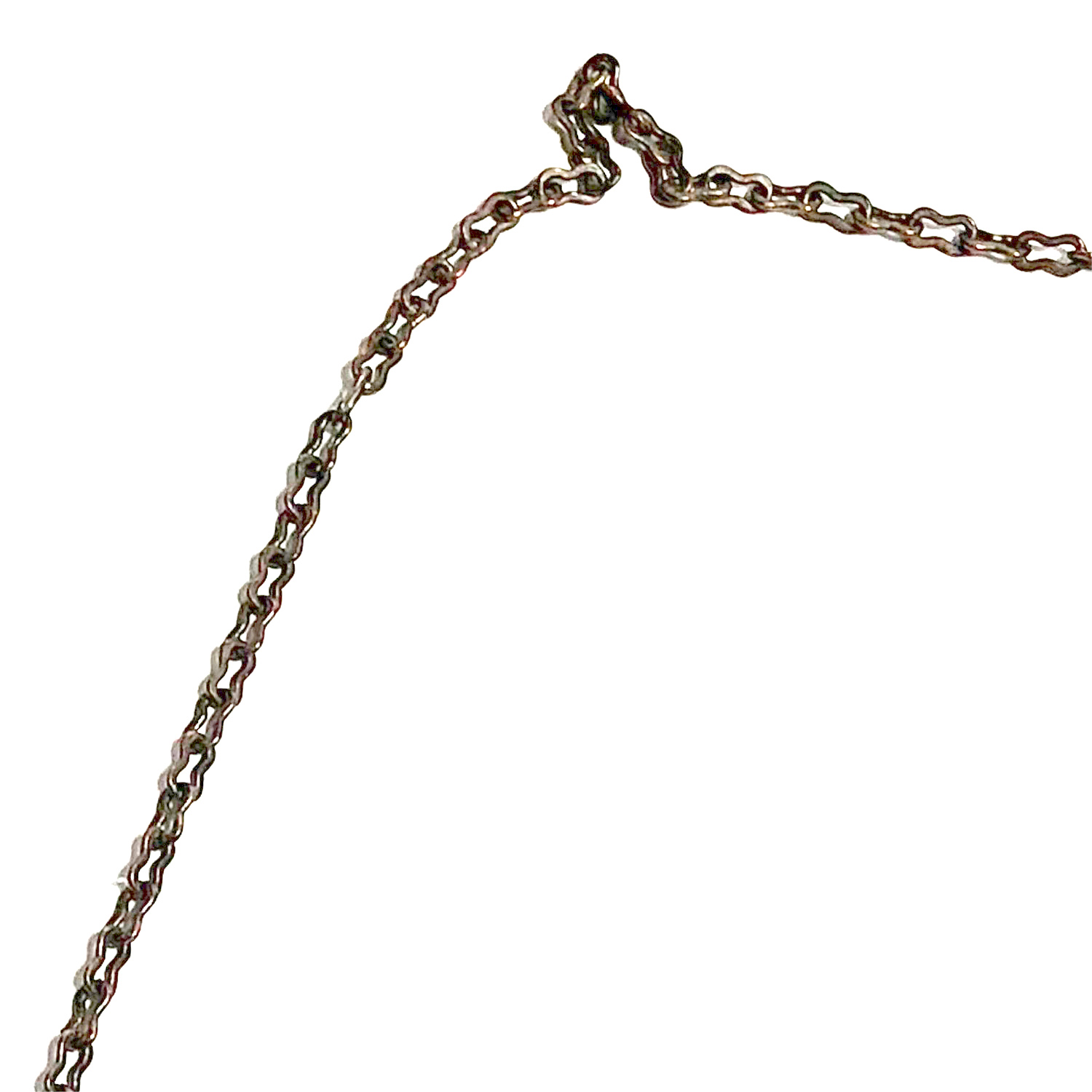 Vintaj Natural Brass Fine Ornate Chain 2.2x3.8mm x 6 feet CH10