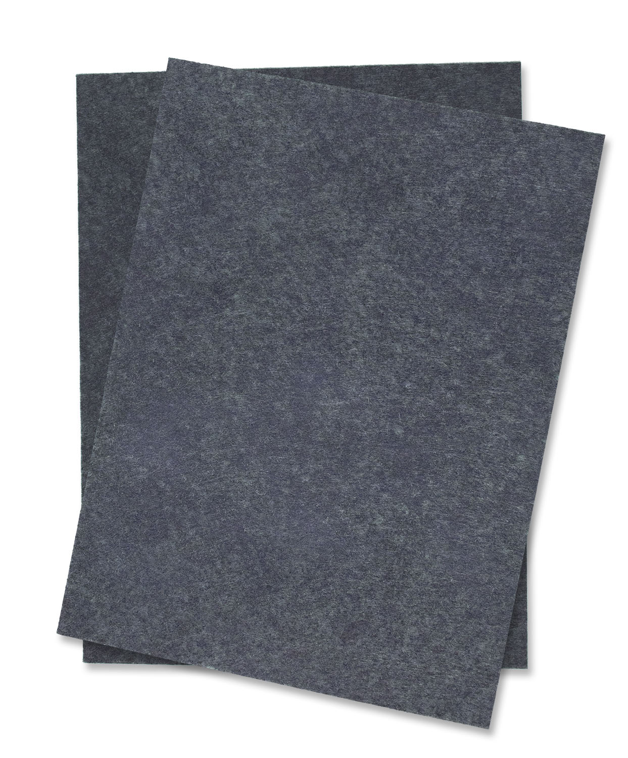 "Bead Backing Economy Foundation 8"" x 11"" Grey, Dark (2)"
