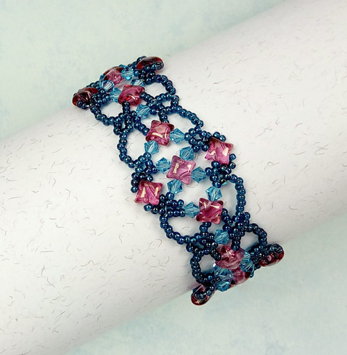 Makeda Bracelet Pattern