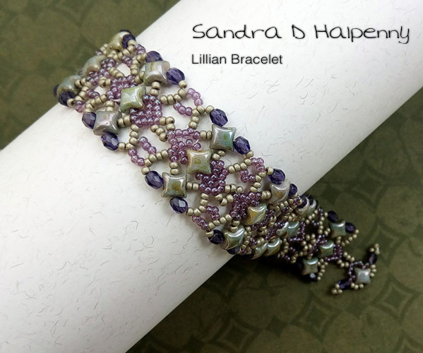Lillian Bracelet Pattern