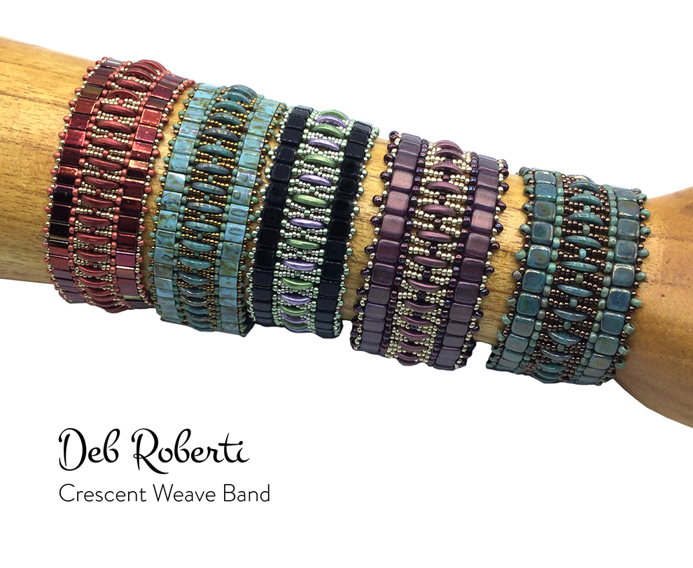 Crescent Weave Band