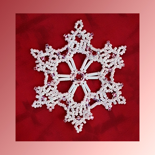 Snowflake #148 Ornament Pattern SDH