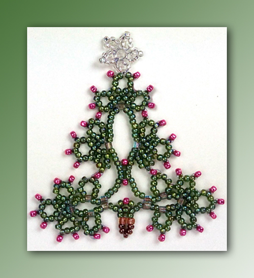 Holiday Tree Ornament Pattern