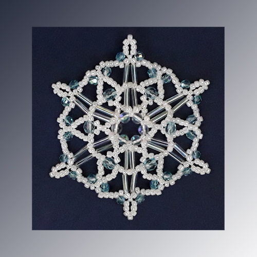 Snowflake #149 Ornament Pattern SDH