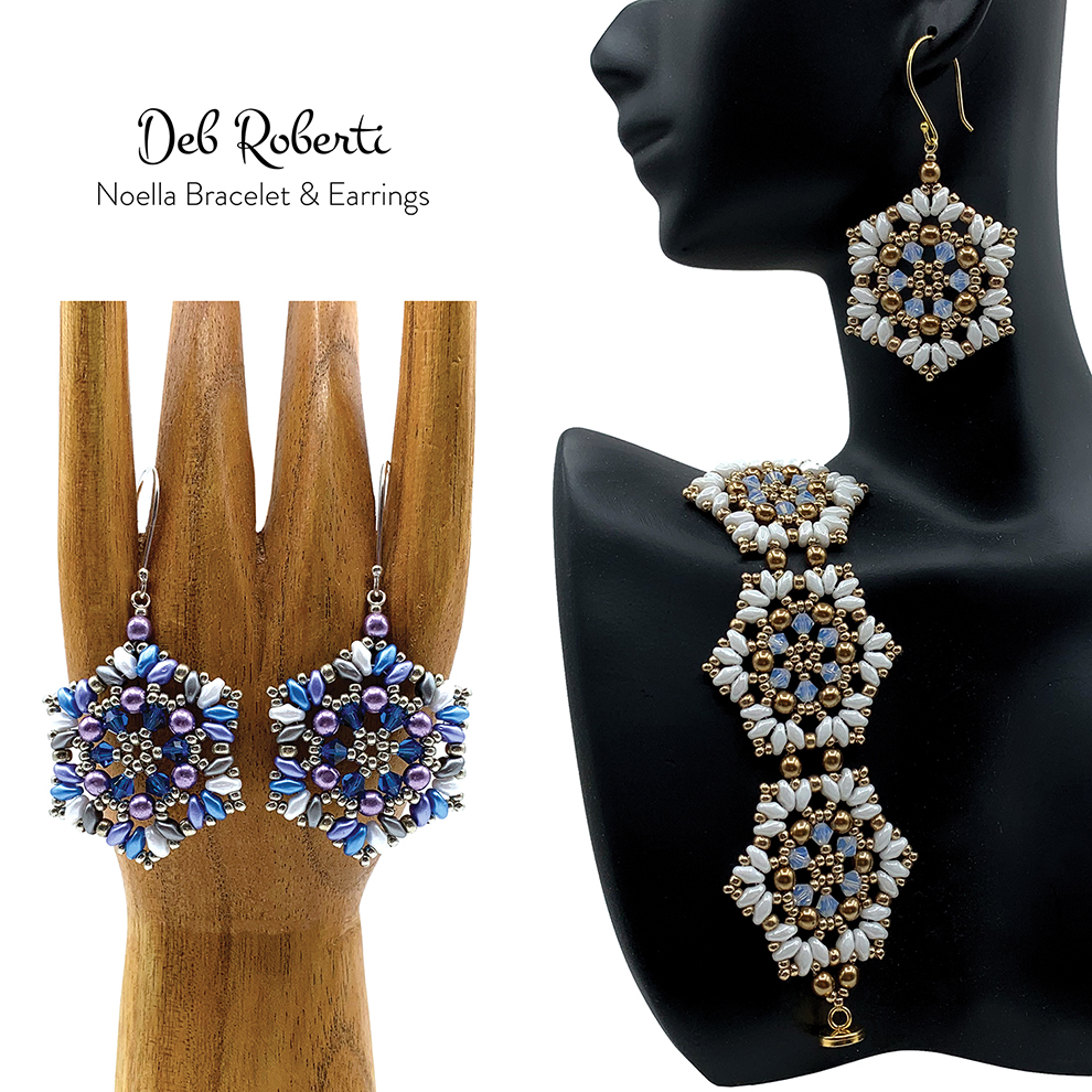 Noella Bracelet & Earrings