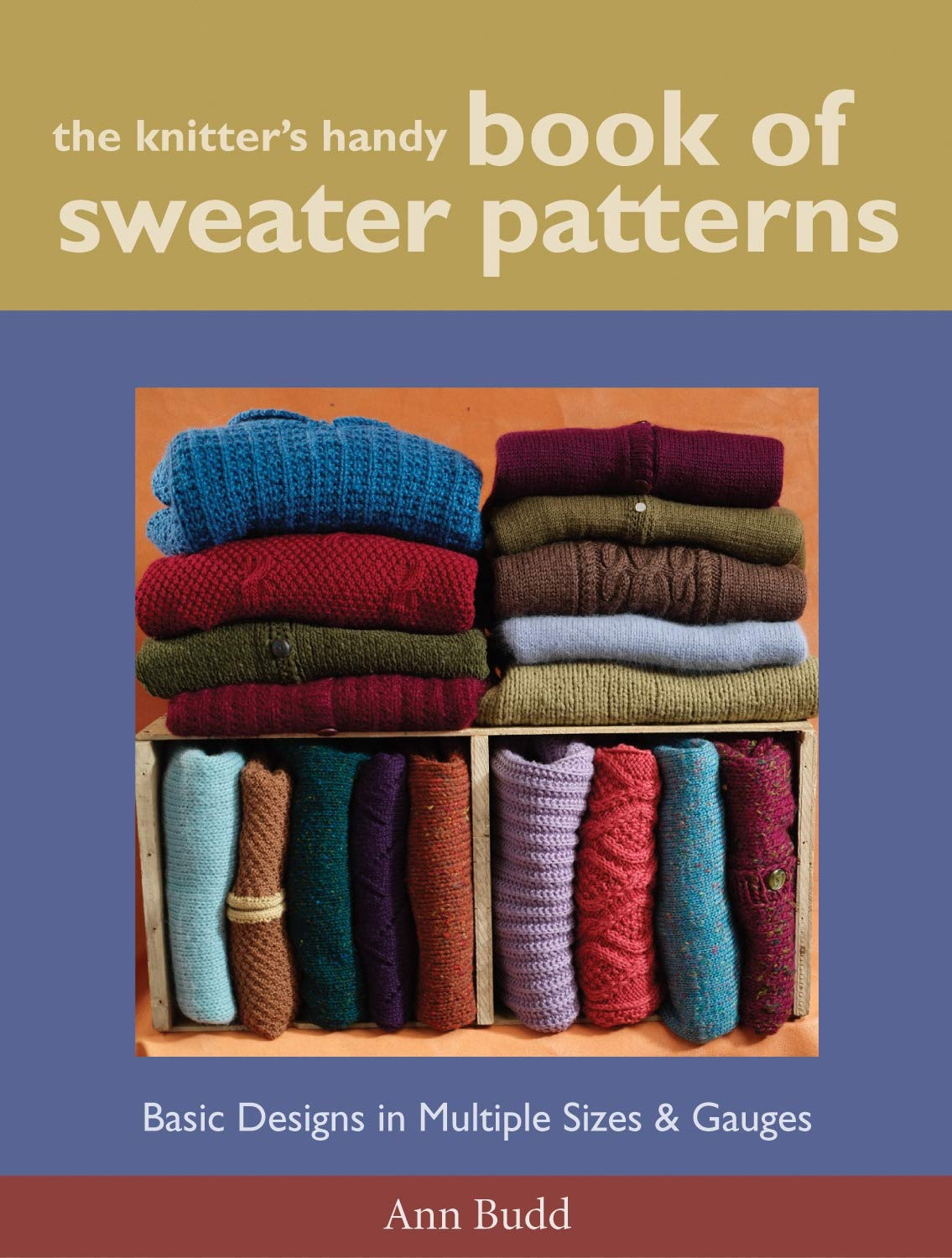 2004 The Knitter's handy book of Sweater Patterns