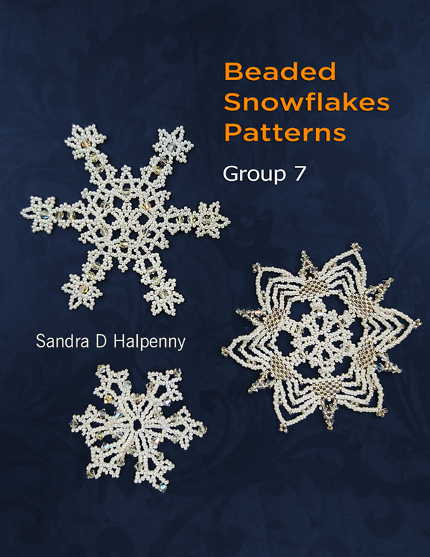 Beaded Snowflake Patterns - Group 7