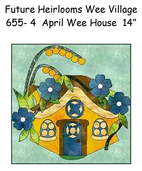 655-4 The Wee April House