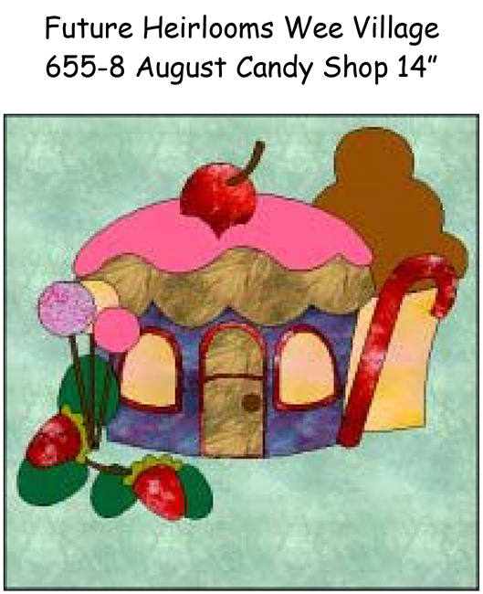 655-8 The Wee Candy Store