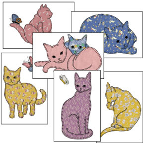 Claire's Cats Notecards