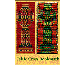 Celtic Cross Bookmark