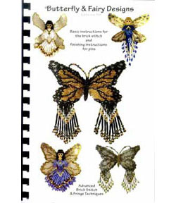 Butterfly & Fairy Designs Book
