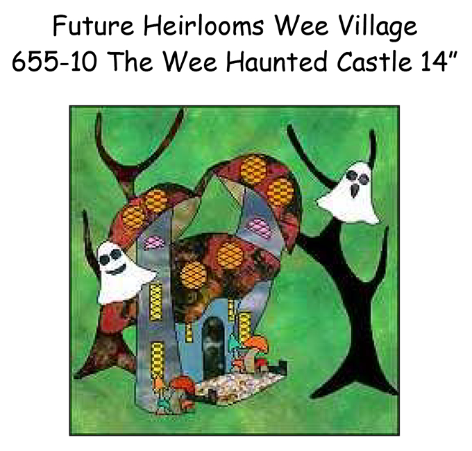 655-10 The Wee Haunted Castle