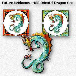 488 Oriental Dragon One
