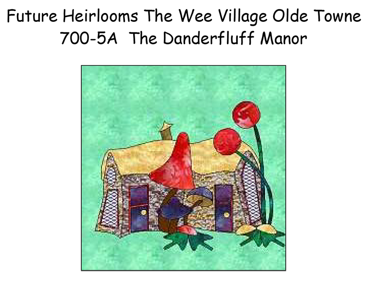 700-5A The Danderfluff Manor