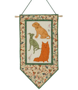 Sewing Room Doorhanger