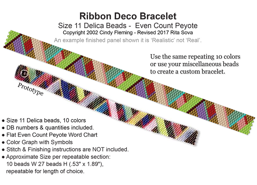 Ribbon Deco Bracelet