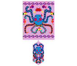 Octavia the Octopus Necklace and Earring Pattern