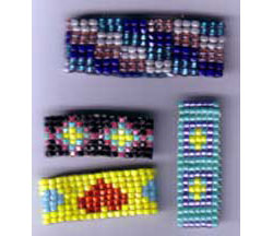 Beaded Rings and Bracelets
