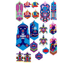 Animalitos Earring Packet