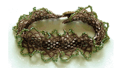 "Net Ruffled ""Fairy Bracelet"""