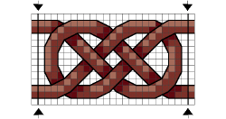 Lover's Knot Border