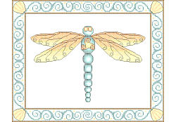 Celtic Dragonfly