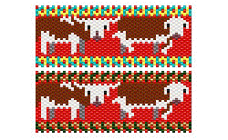 CATTLE BAND FOR A COWBOY/GIRL OR A CATTLE-DEPRIVED WANNABE WRANG