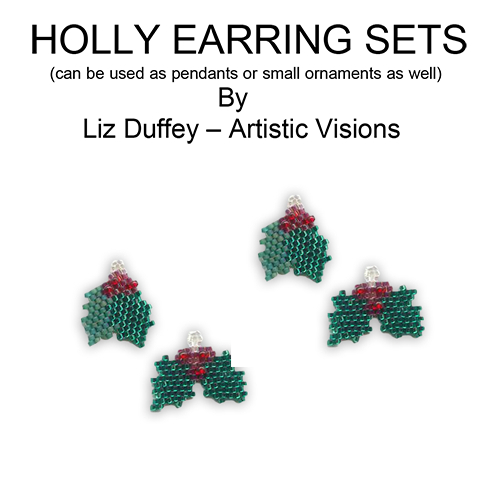 Holly Earrings Sets