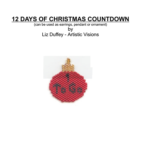 12 Day Christmas Countdown