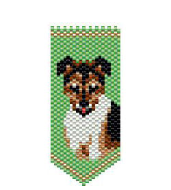 Jack Russell Panel Pin