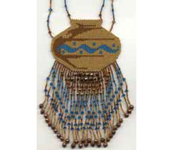 PUEBLO POTTERY NECKLACE