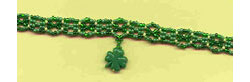 St. Patty's Necklace and/or Bracelet