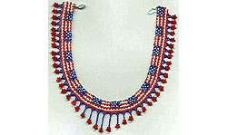 Patriotic Necklace & Earrings