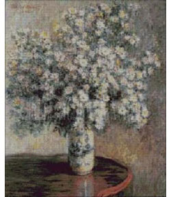 Monet's ASTERS