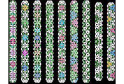 Jiffy Crystal Bracelet Patterns