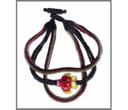 'Chain Reaction' - Ndebele Bracelet