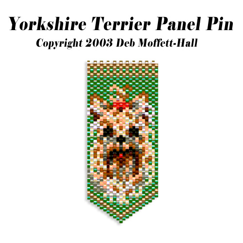 Yorkshire Terrier Dog Panel