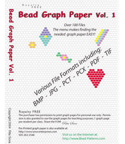 Graph Paper Vol. 1 on CD