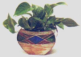 SOUTHWEST POTTERY PLANTER