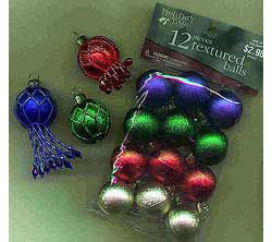 Quick & Easy Christmas Ornaments