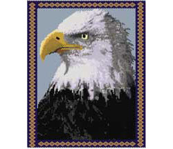 Bald Eagle (Word Chart)