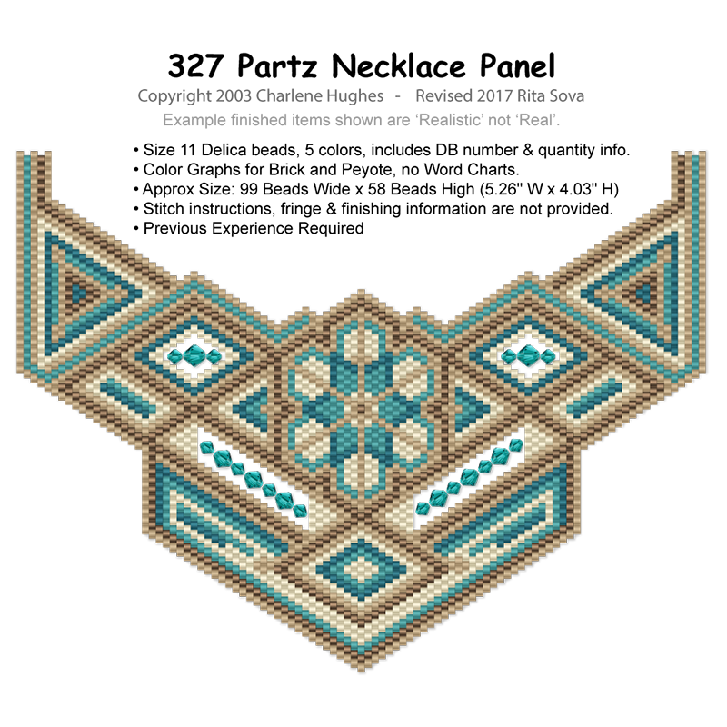327 Partz Necklace Panel