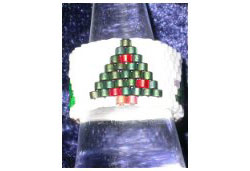 Christmastree Ring