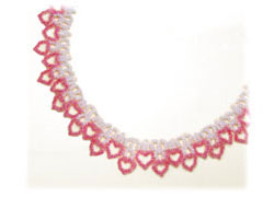 Hearts-A-Plenty Necklace