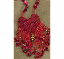 Be My Valentine Amulet Pouch